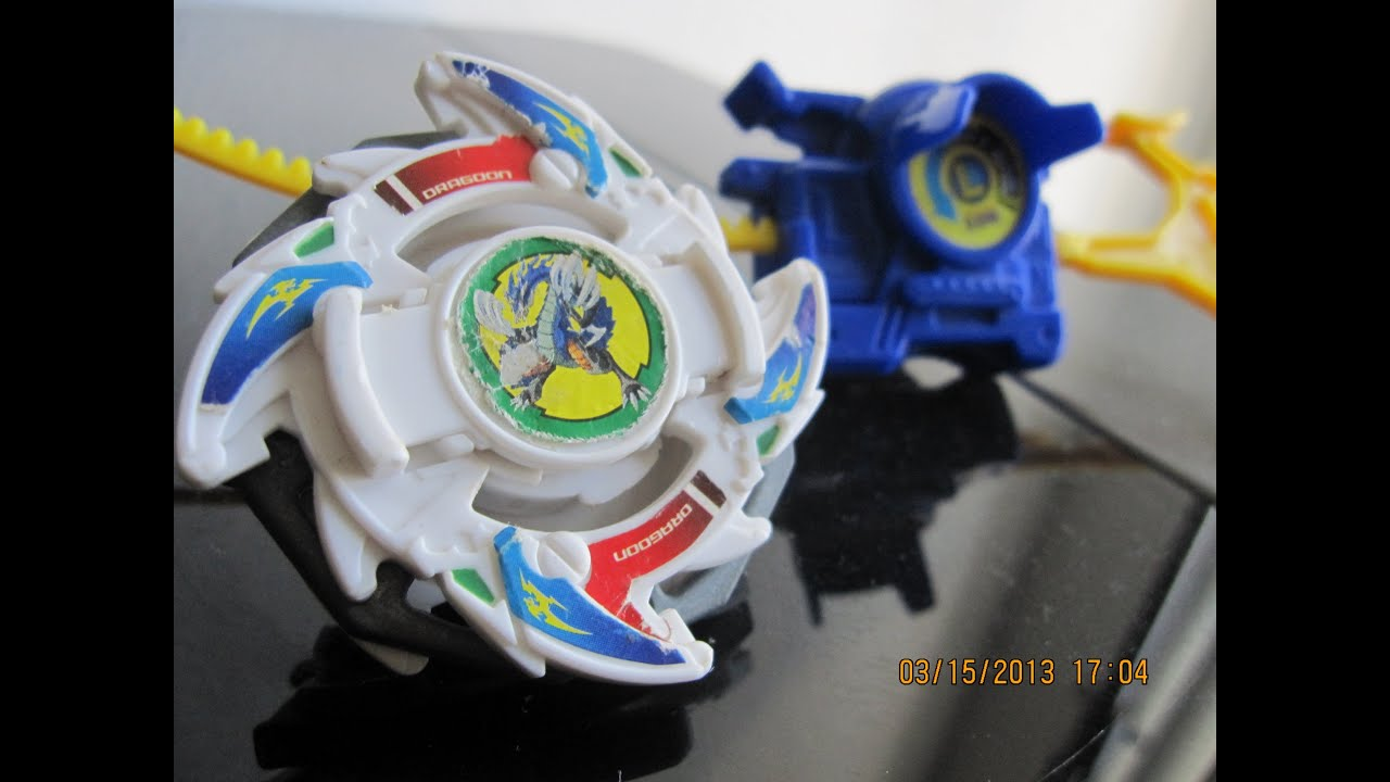 Beyreview Dragoon V Beyblade V Force Hasbro Review ᴴᴰ