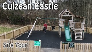Culzean Castle - Camping and Caravanning Club Site - Tour