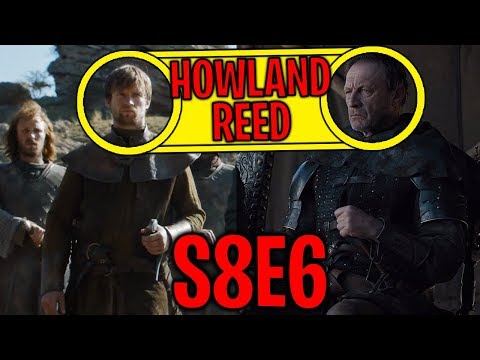 S8E6 Was That Howland Reed ? | Game Of Thrones Season 8 Episode 6