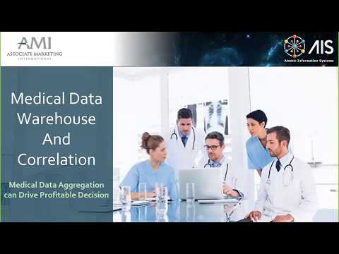 Medical Data Warehouse Webinar