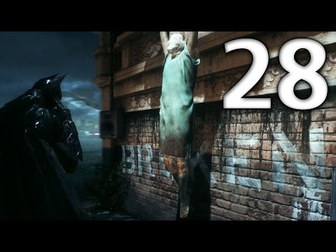 Batman: Arkham Knight Official Walkthrough 28 - Broken