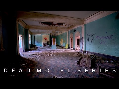 The Lonely End of the Majestic Hotel : Hot Springs, Arkansas (Dead Motel Series)