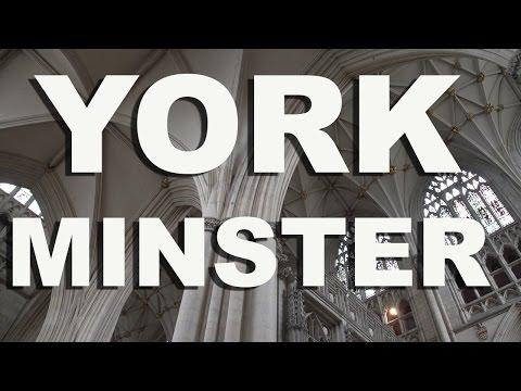 York Minster, England UK