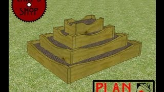 Chief's Shop Plan Of The Week: Pyramid Planter