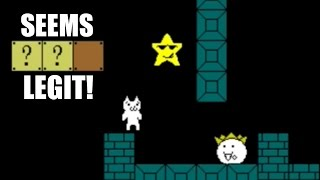 Cat Mario #2 - TRUST ISSUES!