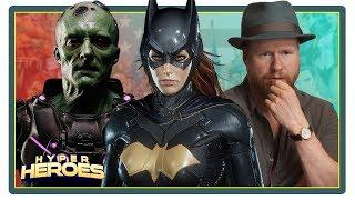 Joss Whedon Exits Batgirl Solo Film - Hyper Heroes