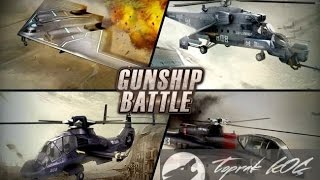 Gunship Battle Helicopter 3D MOD APK – PARA HİLELİ