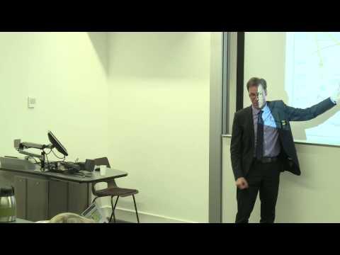 'Natural resources in a finite world: risks and opportunities' Raimund Bleischwitz, Seminar