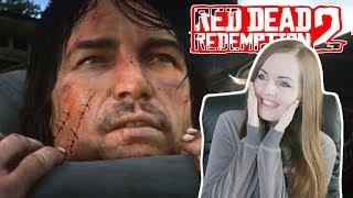 OMG JOHN MARSTON! | Red Dead Redemption 2 Trailer Reaction!