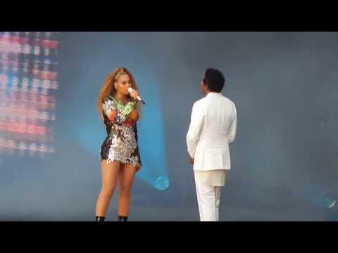 Beyoncé & Jay Z OTR II - Holy Grail (03.07.18 Cologne) HD