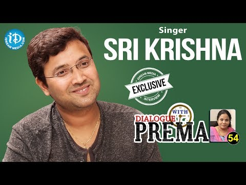 Singer Sri Krishna Exclusive Interview || Dialogue With Prema || Celebration Of Life #54