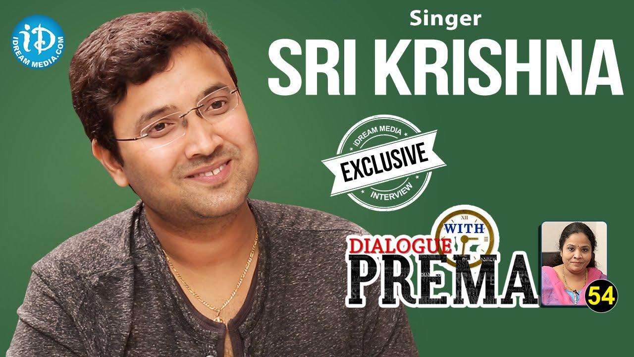 Singer Sri Krishna Exclusive Interview