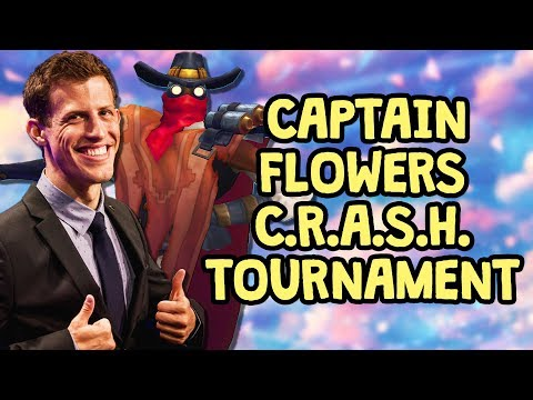 The Captain Flowers C.R.A.S.H. Tournament