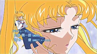 Sailor Moon Crystal with Yu-Gi-Oh English Opening