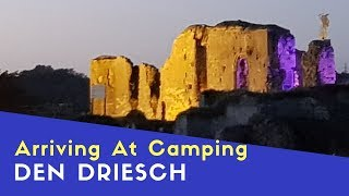 Arriving At Camping Den Driesch Netherlands | Euro Trip 2018 Pt13