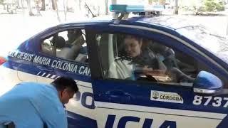Caso Cadamuro: así fue el traslado del detenido este jueves, Nicolás Sanz