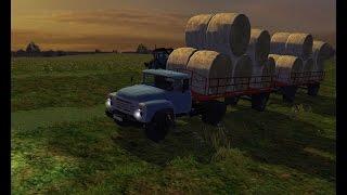 Farming Simulator 2013.Вести с полей-колхоз