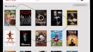 User Experience Heuristic Review: Netflix.com