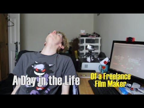 A Day in the Life of a Freelance Filmmaker
