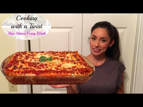Classic Lasagna Recipe - Meat Lasagna Recipe - Best Lasagna Recipe - Simple Lasagna Recipe