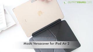 Gambar cover Moshi Versacover for iPad Air 2 Review - Best iPad Air 2 Case