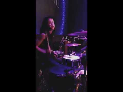 Ray Prasetya Drum Cam with Agnez Mo (Paralyzed-Tak Ada Logika)