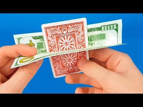 19 CRAZY TRICKS WITH CARDS