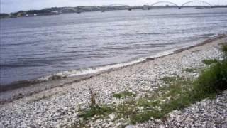 Peter Baumann - White Bench And Black Beach