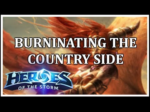 McIntyre - Burninating the Country Side - Alexstrasza Gameplay + Build Guide
