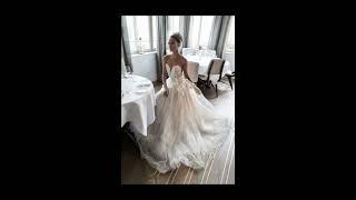 Дух захватывает! Самые стильные свадебные платья 2017 года