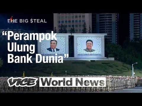 Bagaimana Peretas Korea Utara Diduga Mencuri Miliaran dan Melarikan Diri | The Big Steal