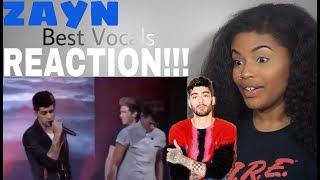 Zayn Malik ll Best Vocals High Notes l REACTION