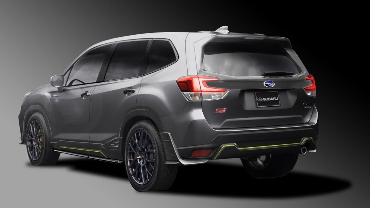 2020 Subaru Forester Turbo, STI, Hybrid >> Subaru S Sti Division Has A Tuned Forester Hybrid For The 2019 Tokyo Auto Salon