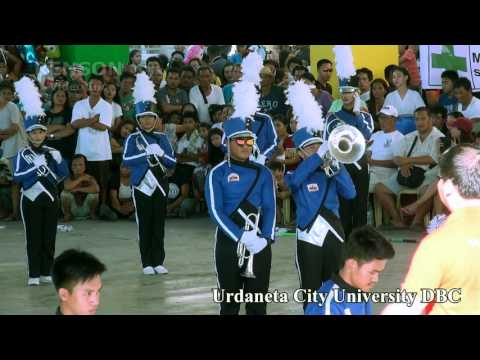 Urdaneta City University DBC at San Carlos Fiesta 2017