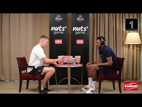 Tadım Nuts' Game | Whisper Challenge l Real Madrid - CSKA Moscow (Jaycee-Cory)