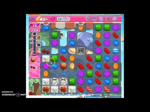 Candy Crush Level 1675 help w/audio tips, hints, tricks