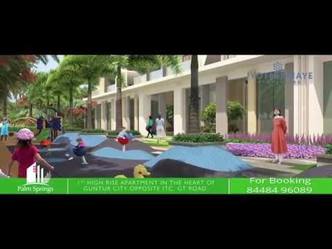 jyothirmaye-palm-springs-gt-road-guntur-|-sales---8448496089-|-3bhk-flats-|-conceptual-video