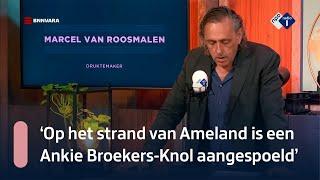 Druktemaker Marcel van Roosmalen over Ankie Broekers-Knol | NPO Radio 1