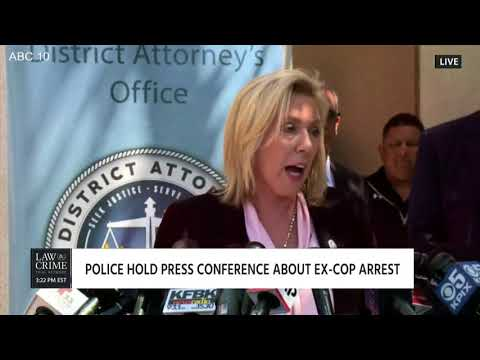 Golden State Killer Press Conference 04/25/18