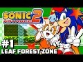 Sonic Advance 2 GBA Part 1 Leaf Forest Zone mp3