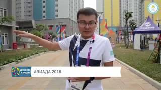 Дневник Азиады 2018
