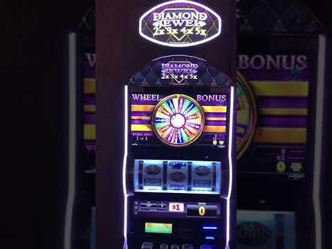 Buffalo Diamond Slot Machines At Hollywood Casino Lawrenceburg