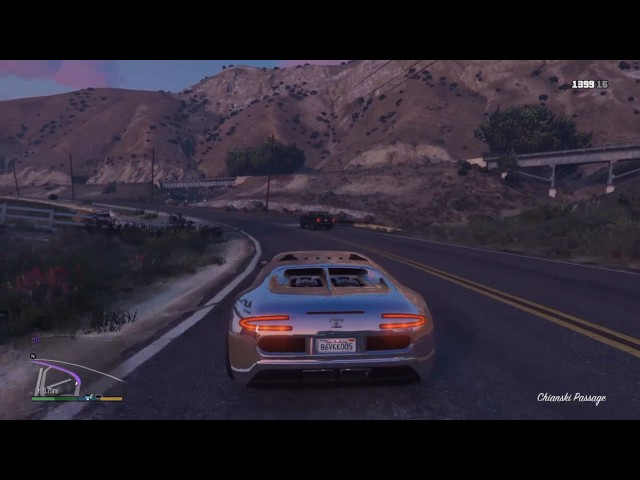 GTA V - THE HOUSE FROM THE TEXAS CHAINSAW MASSACRE