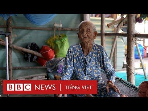 Dự án nhiệt điện Vân Phong: Cụ bà vẫn bám đất sau hai năm bị giải tỏa - BBC News Tiếng Việt