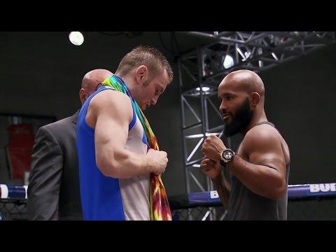 Tim Elliott vs. Demetrious Johnson face off | THE ULTIMATE FIGHTER