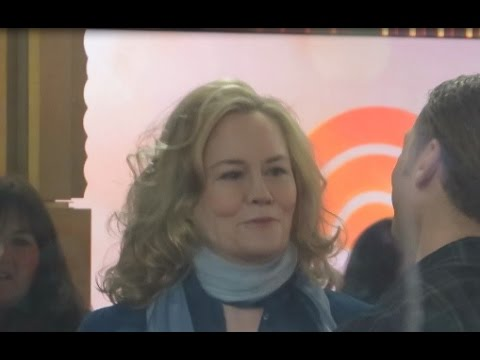 Cybill Shepherd on Today Show before interview to promote Pure Flix's Do you Believe?.