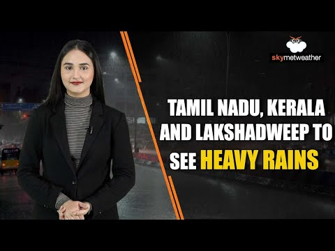 Lakshadweep To Witness Very Heavy Rains With Wind Speed Of 70-80 Kmph