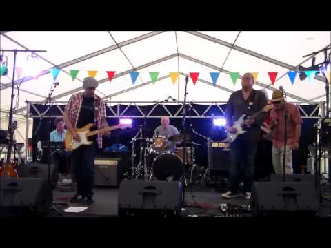 The Paul Cook Blues Band - N.A.GFEST 24th May 2015 Part 2