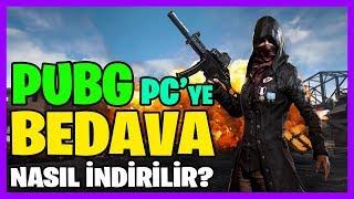 PUBG PC YE BEDAVA (ÜCRETSİZ) NASIL İNDİRİLİR (Türkçe Anlatım - Mobil)