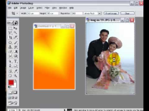 7iun Huong Dan Photoshop CS3 - Cach Tao Album Don 31/39